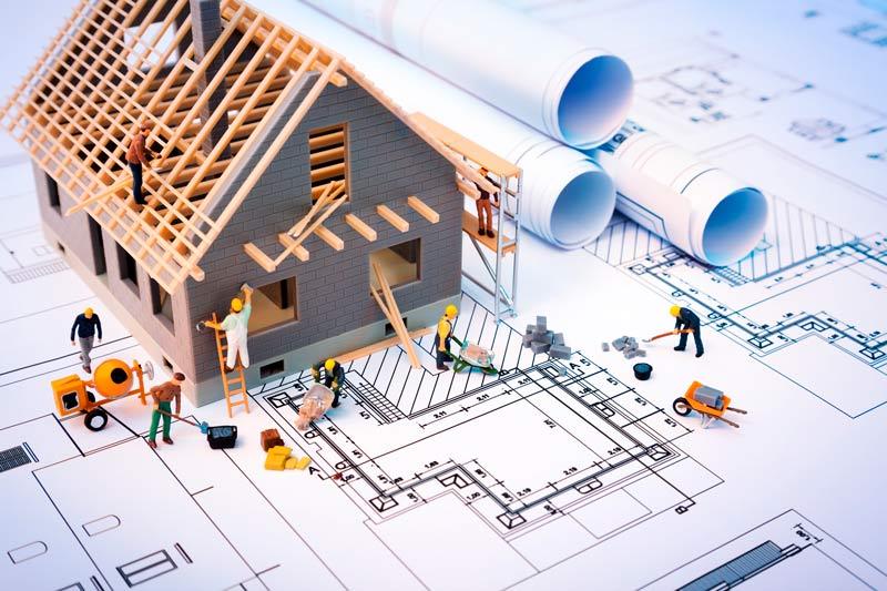 Byggetilsyn hos Din Rådgivning giver dig et trygt boligkøb